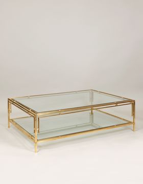 Br Gl Bridgehampton Coffee Table