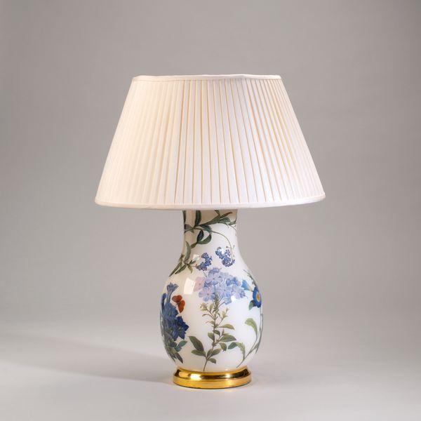 Decalcomania Vase Table Lamp , Vaughan Designs