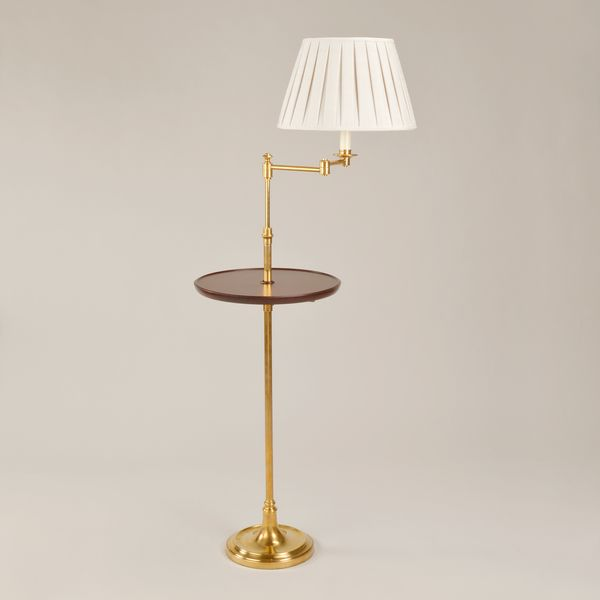 Sherborne Floor Lamp With Table