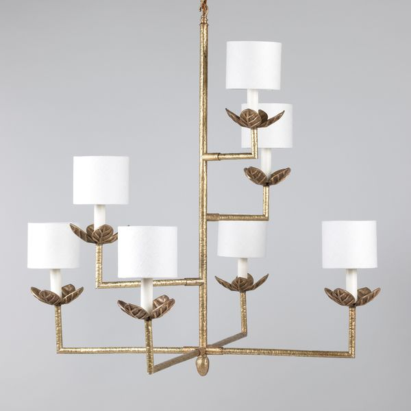 Colombier Chandelier Vaughan Designs